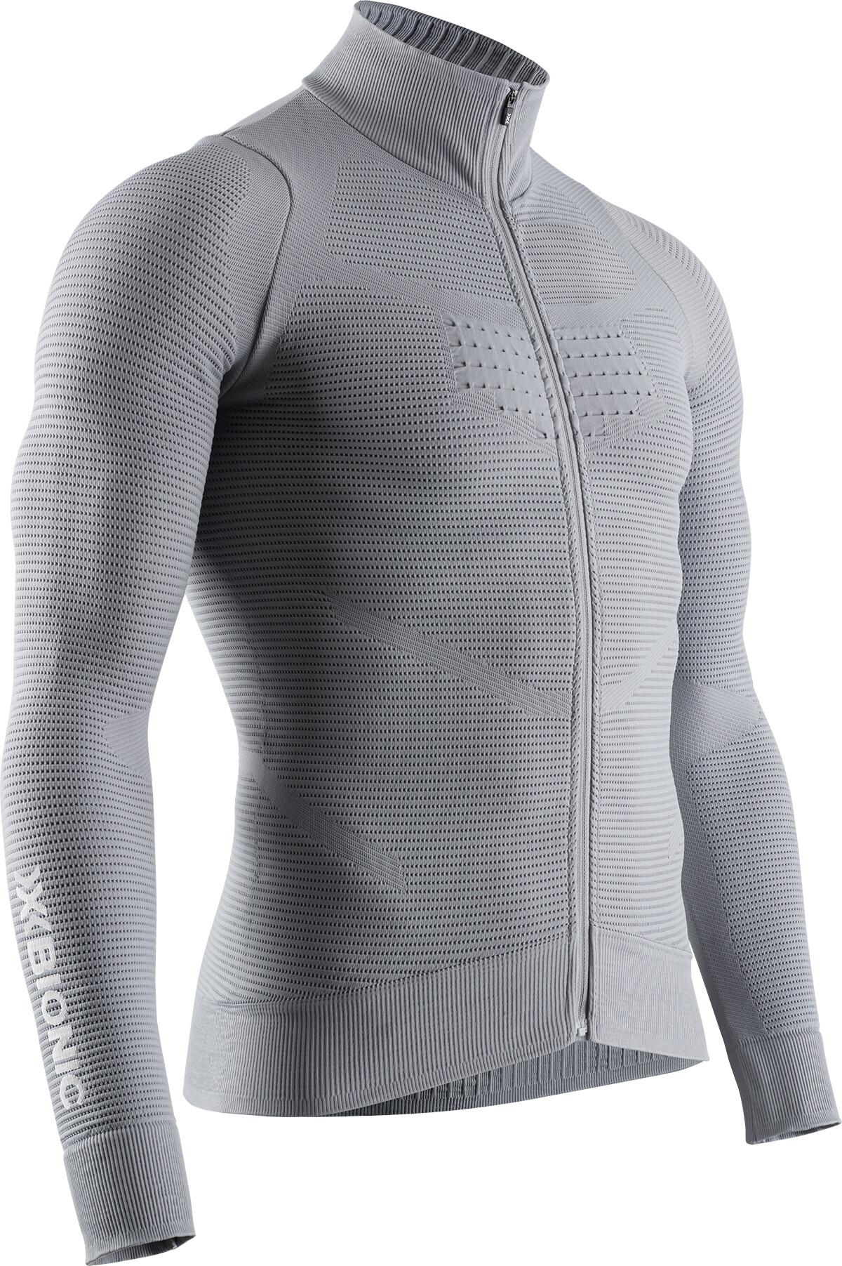 X Bionic Instructor Jacke dolomite greyarctic white